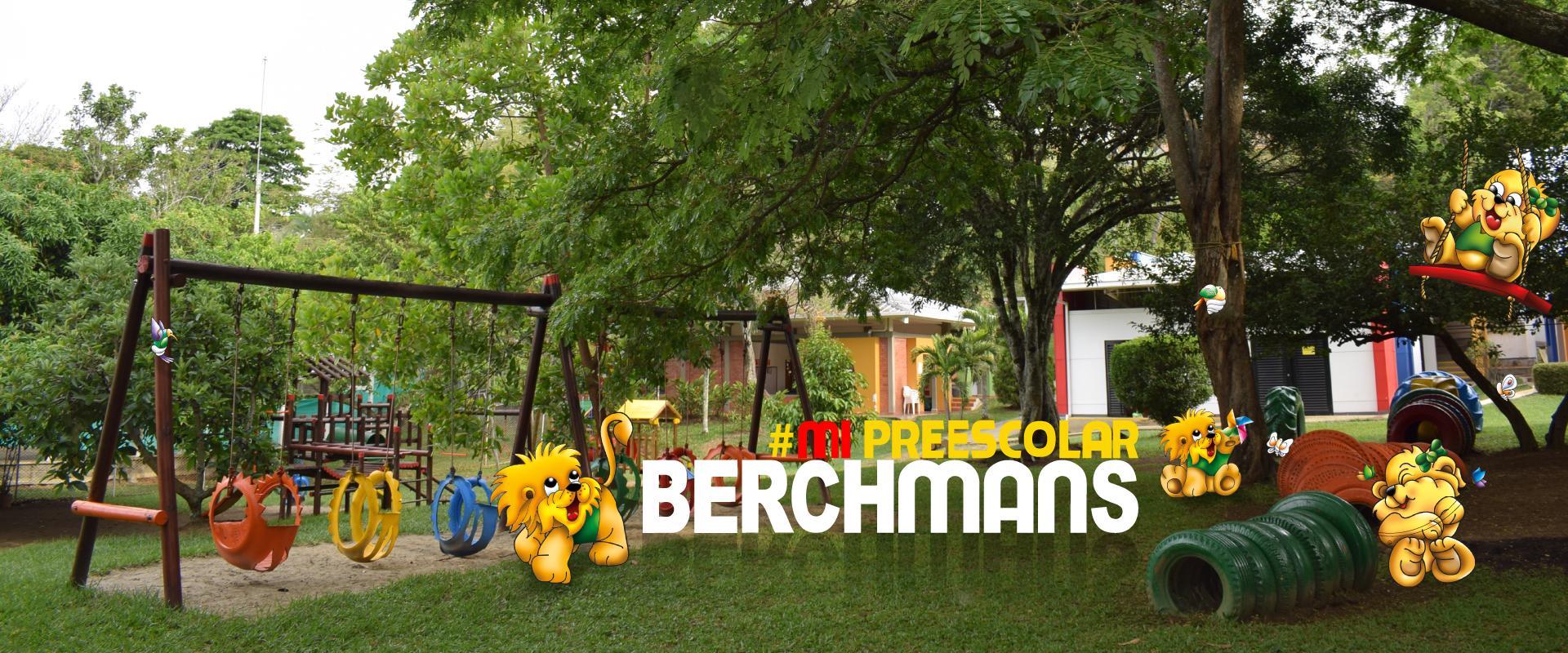 Berchmans, mi Preescolar