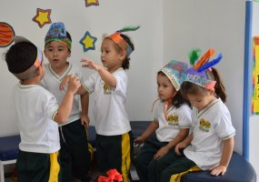 Thanksgiving Day - Preschool
