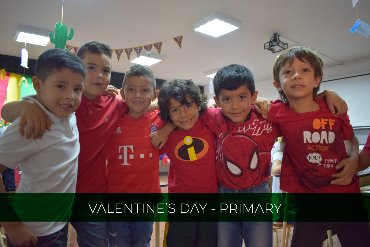 Valentine's Day - Primary